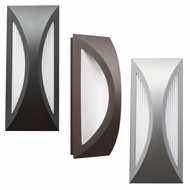 Kichler 49494 Cesya Modern 6  Wide LED Outdoor Lamp Sconce