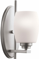 Kichler 5096NIL16 Eileen Contemporary Brushed Nickel LED Sconce Lighting
