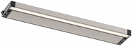 Kichler 6UCSK22NIT 6U Series Contemporary Nickel Textured LED 22  Under Cabinet Lighting