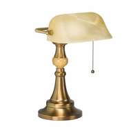 Kichler 70941 Tollington Traditional Antique Brass Finish 6.25  Wide Task Lighting