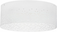 LBL FM961WHLED930 Crossblend Contemporary White LED Ceiling Light Fixture