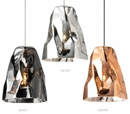 LBL HS859 Mini-Zuri Modern Xenon Low-Voltage Mini Lighting Pendant