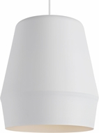 LBL LP954WHLED830 Allea Contemporary White LED Hanging Light