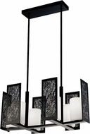 LBL SU7576BZ Tessa Modern Bronze Chandelier Light