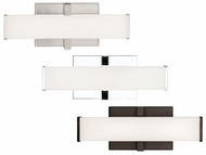 LBL WS907 Ellis Modern LED 12  Vanity Lighting