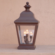 Lighting Innovations 1222 Traditional Outdoor 16 Wide x 31 Tall Pier Mount