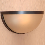 Lighting Innovations 5058 11.8  Wide x 5.9  Tall Wall Light Fixture