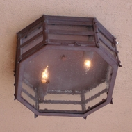 Lighting Innovations C1541 Outdoor 10.5 Wide x 4.5 Tall Ceiling Light