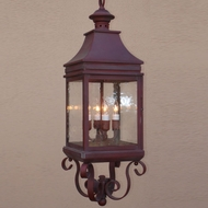 Lighting Innovations H1128 Outdoor 8.9 Wide x 27.5 Tall Pendant Lamp