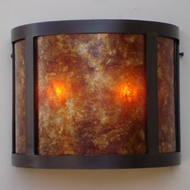 Lighting Innovations WB12039 8.5  Wide x 6  Tall Wall Light Fixture