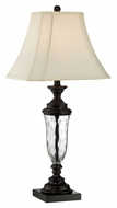 Lite Source C41307 Hudson Dark Bronze Finish 31  Tall Table Light