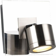 Lite Source LS-16726 Michi Contemporary Chrome LED Lighting Wall Sconce