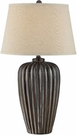 Lite Source LS-22494 Rissa Coffee Bronze Finish 17  Wide Table Lamp