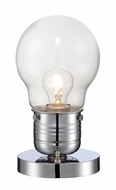 Lite Source LS-22810 Briley Contemporary Chrome Accent Lighting