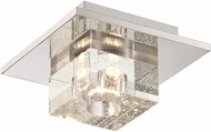 Lite Source LS-5620 Chrome LED Ceiling Light