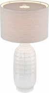 Lite Source LSF-22945 Ivory Fluorescent Table Lamp