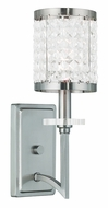 Livex 50561-91 Grammercy Brushed Nickel Wall Lighting