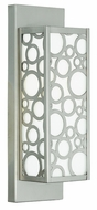 Livex 86791-91 Avalon Brushed Nickel ADA Wall Light Fixture