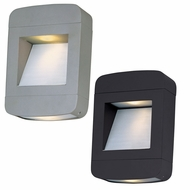 Maxim 18250 Optic Contemporary 11  Tall Exterior Wall Light Sconce