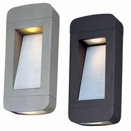 Maxim 18252 Optic Modern 6.5  Wide Outdoor Wall Lighting Fixture