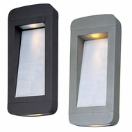Maxim 18254 Optic Contemporary 18  Tall Exterior Wall Light Sconce