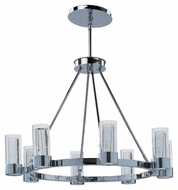 Maxim 20909CLPC Sync Modern Polished Chrome Finish 20.5  Tall LED Chandelier Lighting