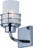Maxim 2131FTPC Tier Polished Chrome Wall Sconce