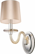 Maxim 27541CGPN Venezia Polished Nickel Wall Sconce