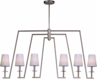 Maxim 30257WTPD Swing Contemporary Platinum Dusk Kitchen Island Lighting