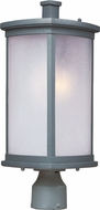 Maxim 3250FSPL Terrace Platinum Outdoor Post Lamp