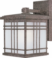 Maxim 3323FSET Sienna Craftsman Earth Tone Exterior Wall Light Fixture