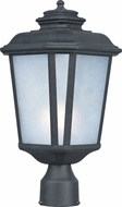 Maxim 3340WFBO Radcliffe Traditional Black Oxide Exterior Post Light