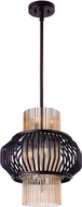 Maxim 38485CGOI Aviary Contemporary Oil Rubbed Bronze LED Hanging Light