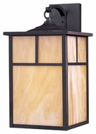 Maxim 4054HOBU Coldwater Craftsman Burnished 9  Wide Exterior Light Sconce