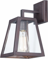 Maxim 4060CLOI Pasadena Contemporary Oil Rubbed Bronze Exterior Wall Lamp