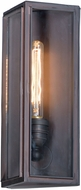 Maxim 4063CLOI Pasadena Modern Oil Rubbed Bronze Outdoor Wall Lighting