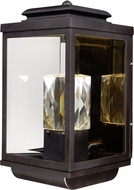 Maxim 53526CLGBZ Mandeville Galaxy Bronze LED Outdoor Sconce Lighting