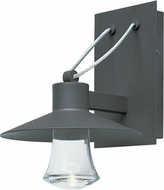 Maxim 54360CLABZ Civic Modern Architectural Bronze LED Exterior Wall Lighting Sconce