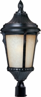 Maxim 55010LTES Odessa LED Traditional Espresso Outdoor Post Lamp