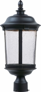 Maxim 55021CDBZ Dover LED Traditional Bronze Outdoor Post Light