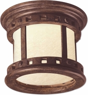 Maxim 55030MOSE Santa Barbara LED Sienna Exterior Ceiling Light