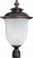 Maxim 55190FCCH Cambria LED Traditional Chocolate Outdoor Post Light Fixture