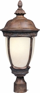 Maxim 55460SFSE Knob Hill LED Traditional Sienna Outdoor Post Lamp