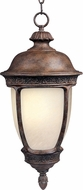 Maxim 55468SFSE Knob Hill LED Traditional Sienna Exterior Hanging Pendant Lighting