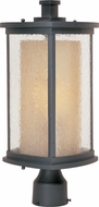 Maxim 55650CDWSBZ Bungalow LED Bronze Exterior Post Light