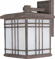 Maxim 55694FSET Sienna LED Craftsman Earth Tone Outdoor Wall Light Sconce