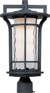 Maxim 55780WGBO Oakville LED Black Oxide Exterior Lamp Post Light Fixture