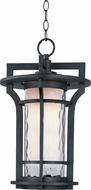 Maxim 55788WGBO Oakville LED Black Oxide Outdoor Pendant Hanging Light