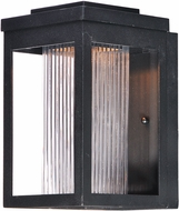 Maxim 55902CRBK Salon LED Modern Black LED Outdoor Wall Lighting Fixture