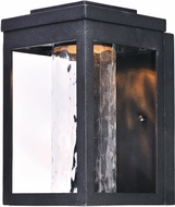 Maxim 55902WGBK Salon LED Contemporary Black LED Exterior Wall Sconce
